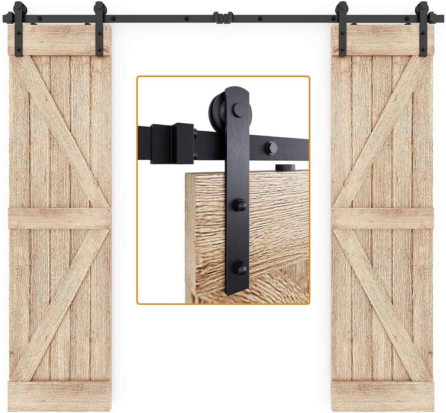 8 Foot barn Door Hardware