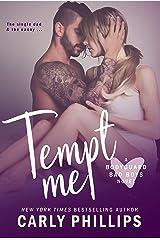Tempt Me (Bodyguard Bad Boys Book 2) Kindle Edition