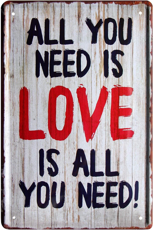 Cartel de Chapa de All You Need is Love is All You Need, 20 ...