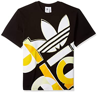 46254a57 adidas Originals Men's Bold Graphic Tee at Amazon Men's Clothing store: