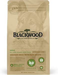 Blackwood Dog Food All Life Stages Made in USA [Natural Dry Dog Food With Optimal Nutrition For All Breeds and Sizes