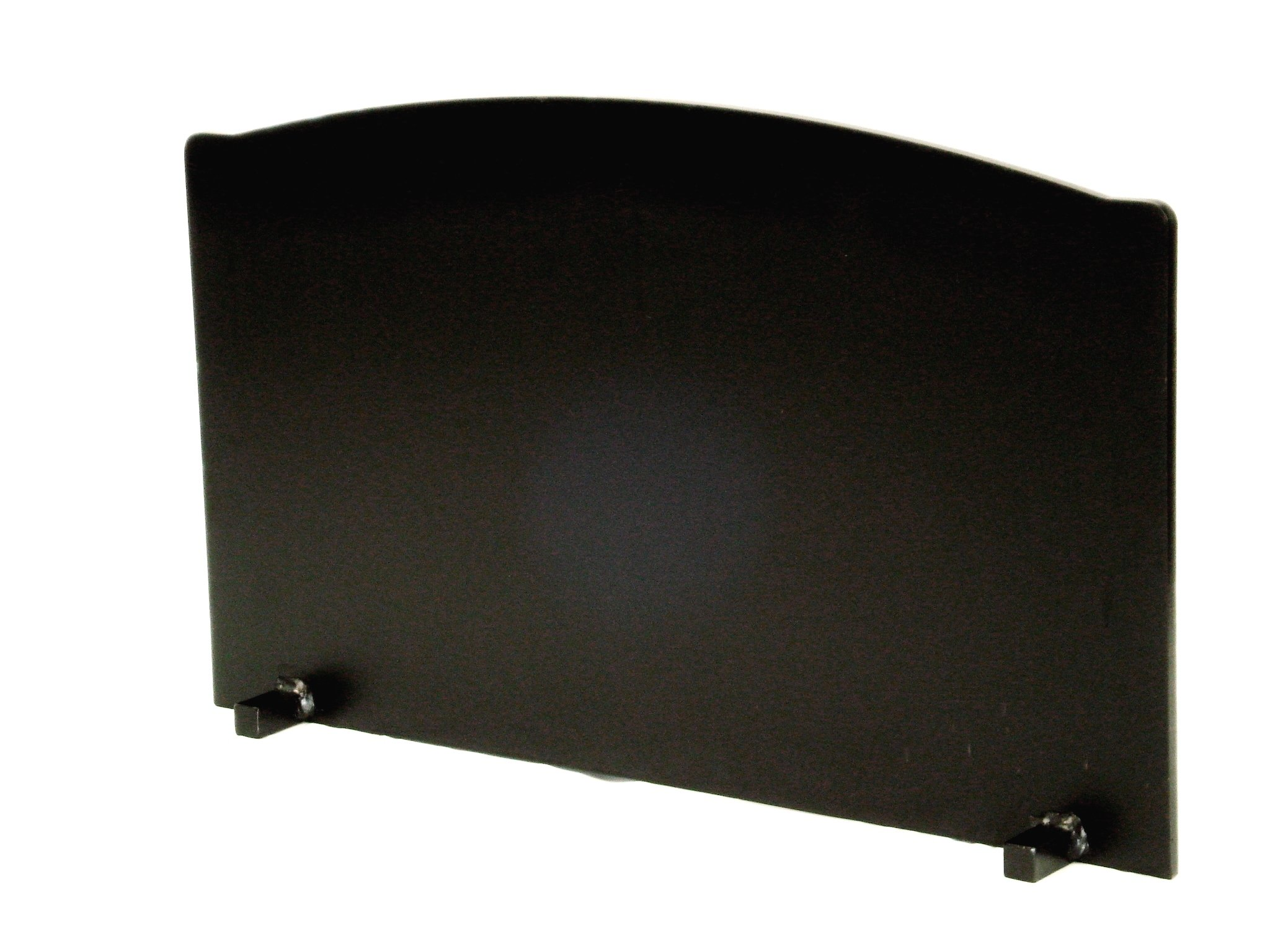 Grate Wall of Fire Model RF-6 Reflective Fireback 26'' Wide, 15 1/2'' Tall. by Grate Wall of Fire