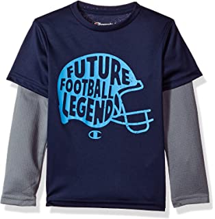45d7c1d05 Amazon.com: Duofold by Champion Youth Long Sleeve Thermal Crew Shirt ...