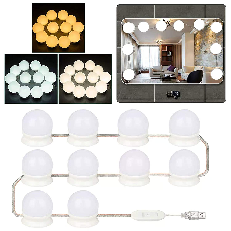 Sfesnid Luces LED de Espejo