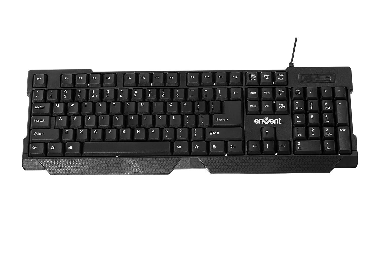 Amazon Buy Envent Soft Key Usb Keyboard Typester Online At Low
