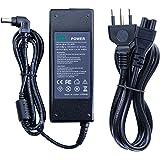 DTK Chargeur Adaptateur Secteur pour SONY : 19.5V 4.7A 90W Connecteur: 6.5*4.4mm Alimentation pour ordinateur portable