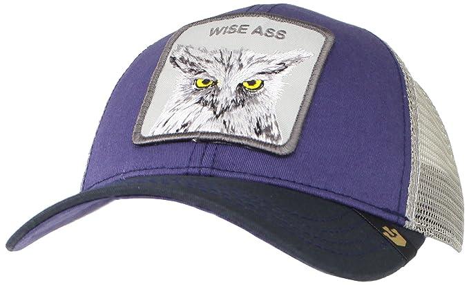 Goorin Bros. - Gorra para hombre, Azul (Navy Owl), Talla Única