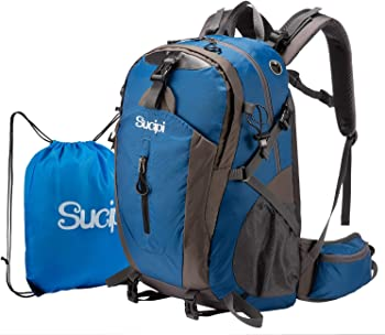 Sucipi Water Resistant Hiking Backpack