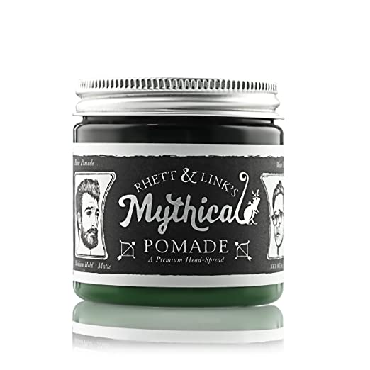 Rhett and Link's Mythical Pomade Review