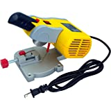 Hercules Mini Benchtop Cut-Off Miter Saw for Arts & Crafts