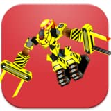 Humans Vs Robots Air Combat 3d