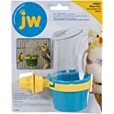 JW Pet Insight Clean Cup Bird Feed & Water Medium 15cm