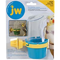 JW Pet Insight Clean Cup Bird Feed & Water Medium 15cm