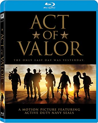 Amazoncom Act Of Valor Blu Ray Nestor Serrano Alex Veadov