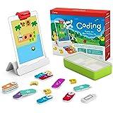 Osmo 901-00039 Kodningsstartsats, 3 praktiska inlärningsspel - Åldrarna 5-10 + - Lär dig att koda, Kodningsgrunder och…
