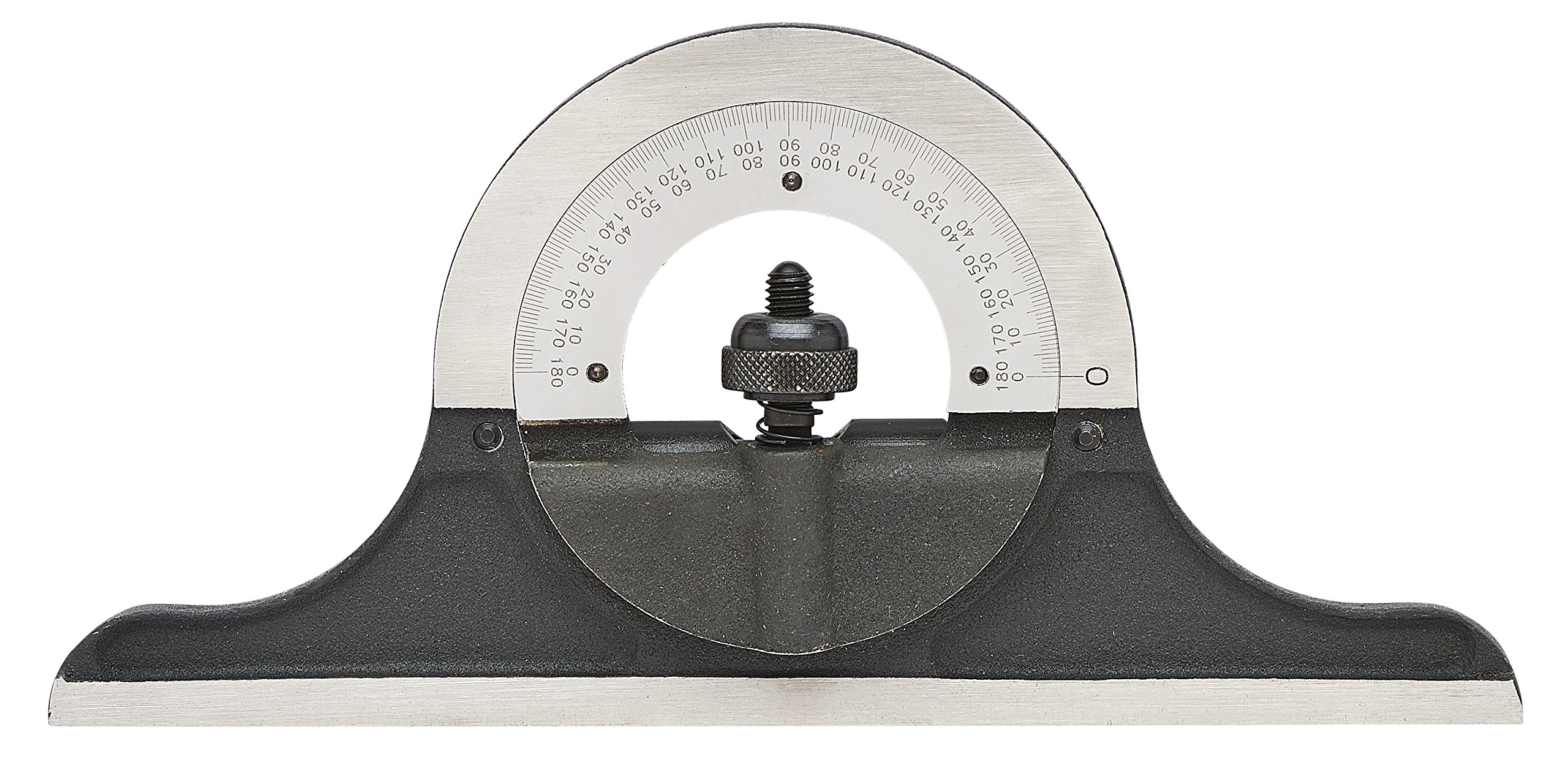 WORKHORSE 3049.13475867 Cast Protractor Head Only for Combination Squares Sets, 12''-24''