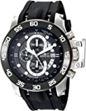 インヴィクタ インビクタ フォース Invicta Men's 19251 I-Force Stainless Steel Watch With Black Synthetic Band [並行輸入品]