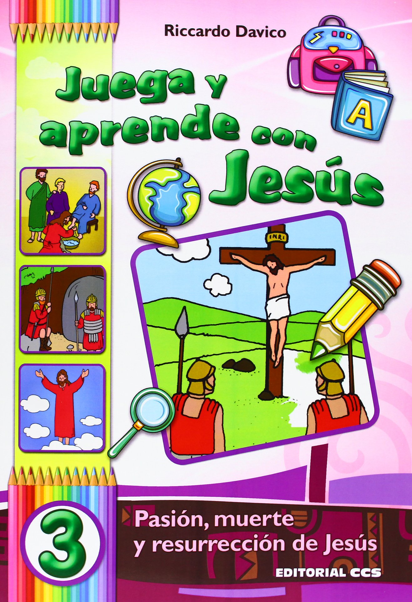 Read Online Juega y aprende con Jesús 3 pdf epub