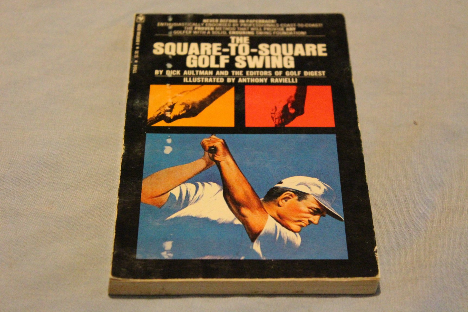 Square To Square Golf Swing Aultman And Editors Of Golf
