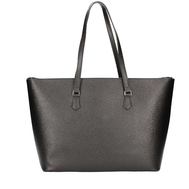Patrizia Pepe Candy Cadillac Shopper Tasche Leder 37 cm: Amazon.de: Schuhe  & Handtaschen