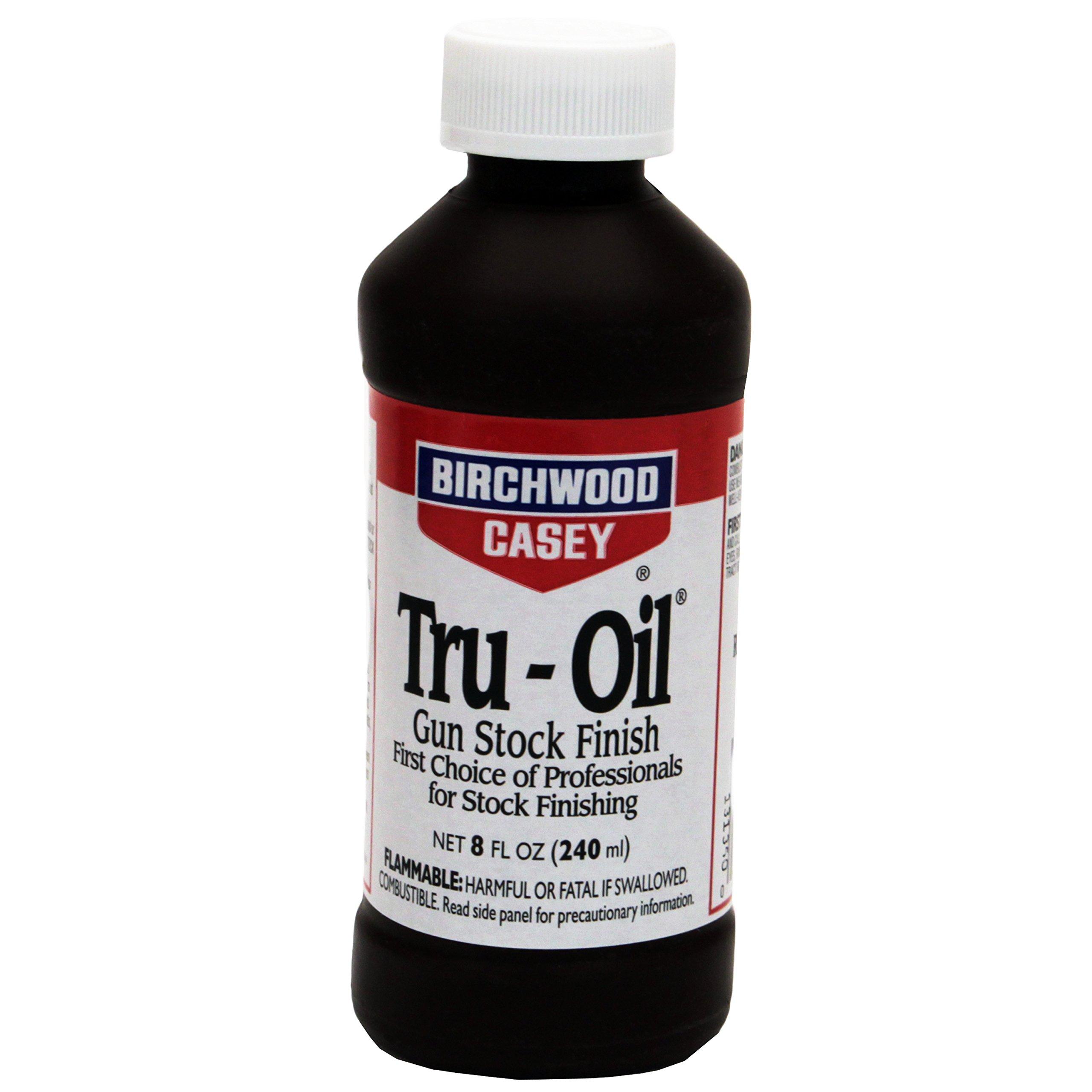 Tru-Oil Gun Stock Finish 8oz. Birchwood Casey 23035