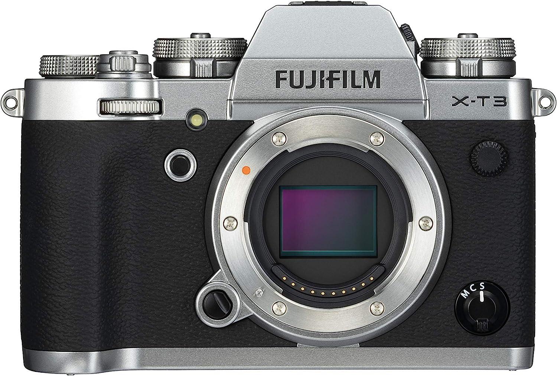 Kit de Cargador de COCHE para FUJI FUJIFILM X-T1 X-T3 Main X-T2