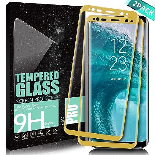 202 opinioni per Pellicola Protettiva Galaxy S8, DanTeng