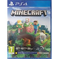 MINECRAFT STARTER PACK New Arrival (PS4)