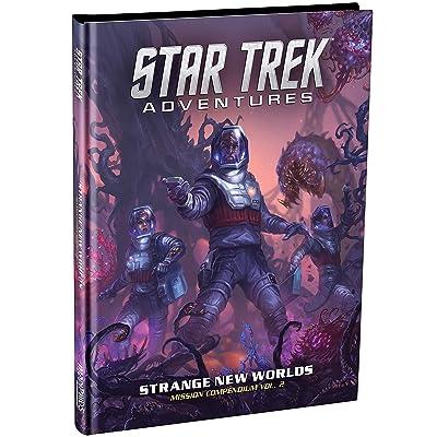 Star Trek Adventures: Strange New Worlds - Mission Comp. Vol.2 (Star Trek RPG Supp.): Modiphius: Toys & Games