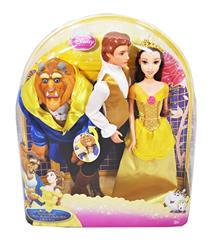 Disney Princess Beauty And The Beast Series 2 Pack 12 Inch Doll Set With Belle