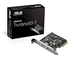 Asus Expansion Card for Z170 & X99 Motherboards ThunderboltEX 3
