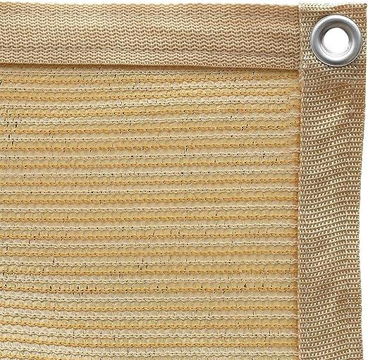 LYF Sombrilla Tejido con Visera Sombrilla Tejido con Malla Protectora Perforada Sombra de Ojos para Cubrir la pérgola (tamaño: 200 cm x 300 cm): Amazon.es: Productos para mascotas