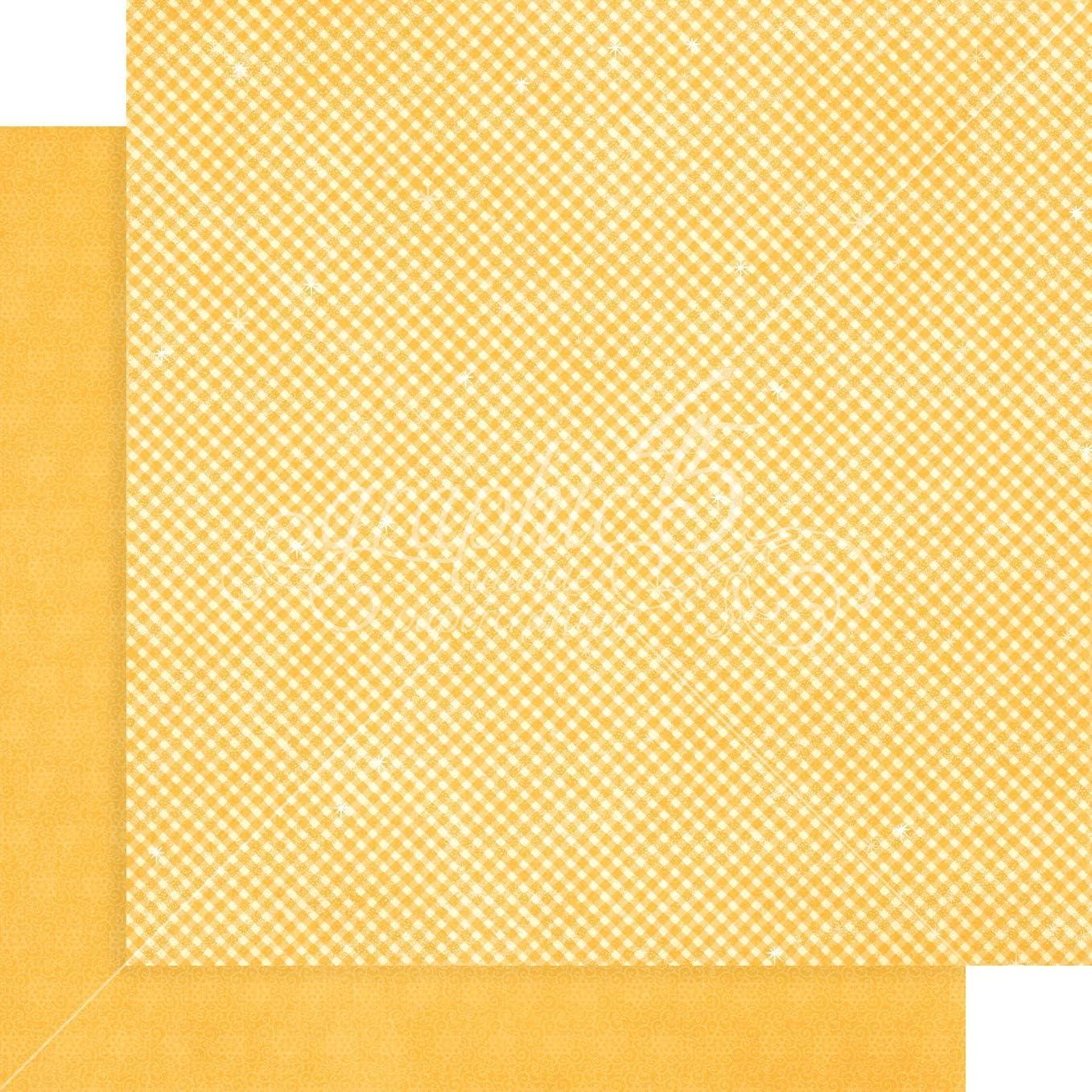 Graphic 45 Bloc de papier Motif ailes de f/ée 30,5 x 30,5 cm