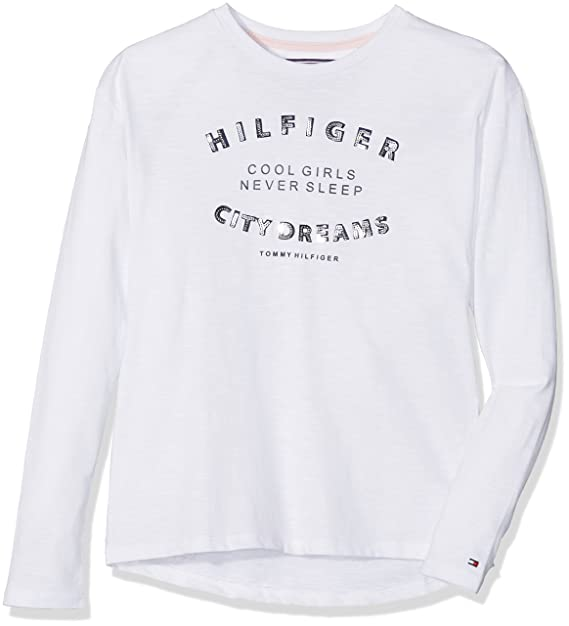 Tommy Hilfiger Sequins Cn Knit L/S, Polo para Hombre: Amazon.es ...