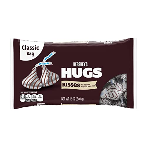 Hershey's Hugs Candies 340 g