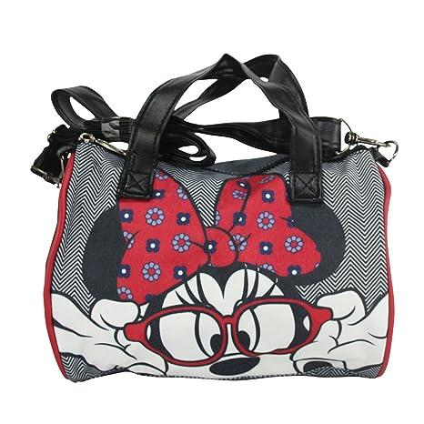 062cb9451c7 Disney Minnie Mouse-Bolso de mano para mujer
