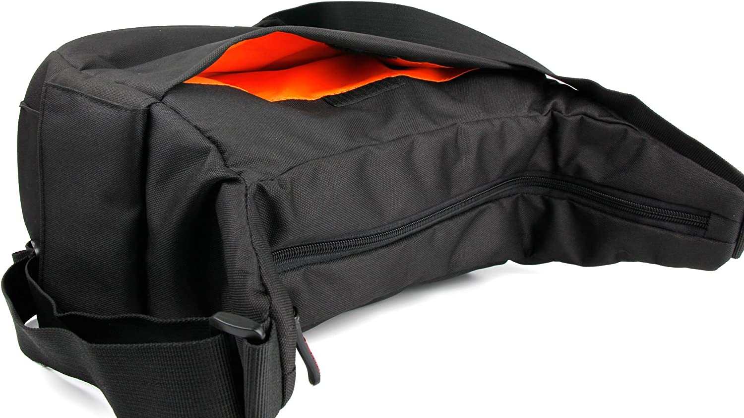 DURAGADGET Rugged Shoulder Sling Carry Bag with Adustable Interior /& Multiple Compartments for Fujifilm Finepix SL1000 Fujifilm X-A2 Fujifilm XQ2 Fujifilm FinePix XP80