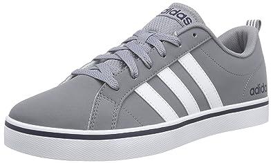 adidasPace VS Scarpe da Ginnastica Basse Uomo, Grigio, 42