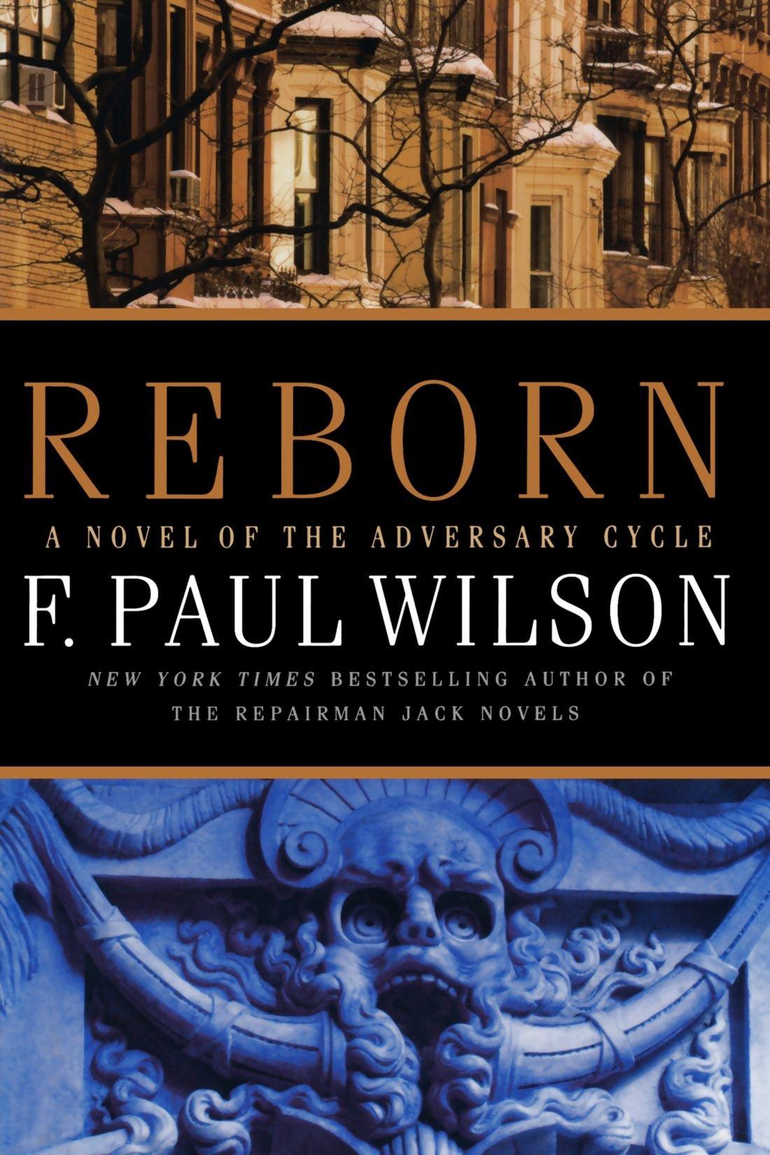 Reborn Book Adversary Cycle Repairman product image