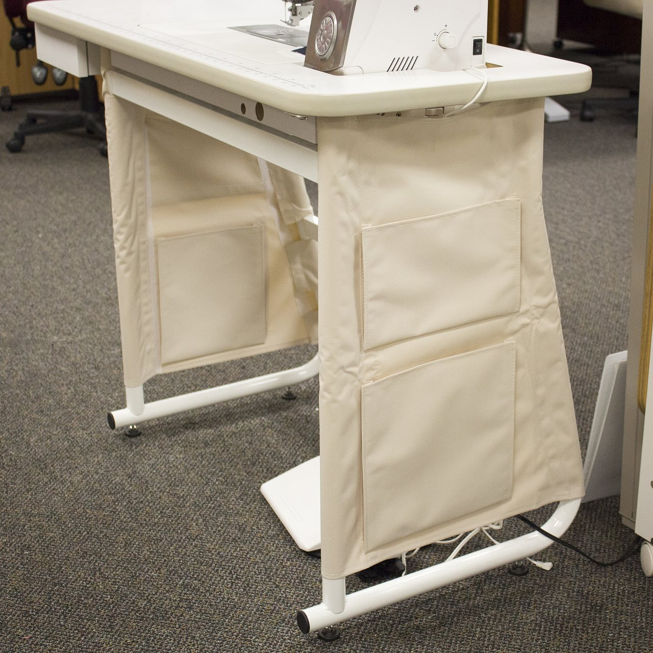 Sylvia Sewing Cabinets Universal Sewing Machine Table On Sale Now American Sewingcom