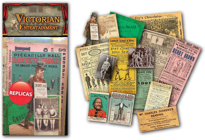 mp Victorian Entertainment nostalgic replica memorabilia pack
