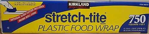 Kirkland Signature Stretch Tite Plastic
