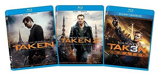 Taken 1-3 Bundle [Blu-ray]