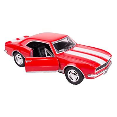 1967 Chevy Camaro Z/28 1/37 Red by Collectable Diecast: Toys & Games