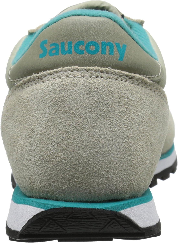 Saucony Jazz Low PRO, Scape per Sport Outdoor Donna Light Tan Aqua