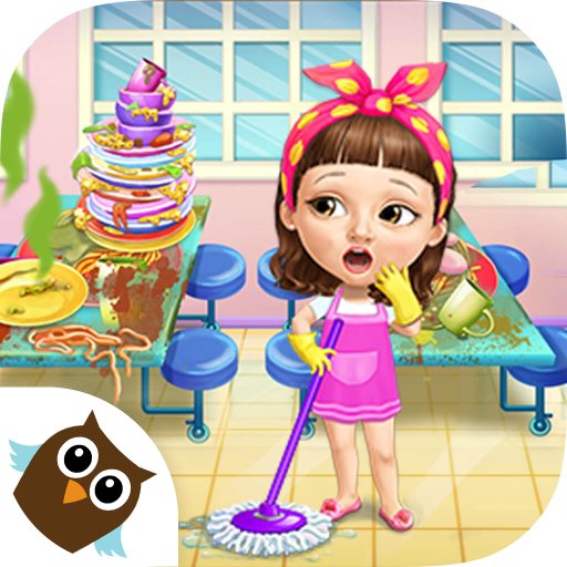 (Sweet Baby Girl Cleanup 6 - Cleaning Fun at School)
