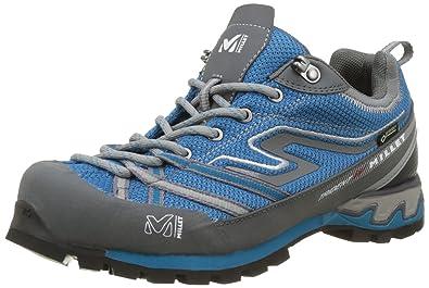MILLET Hike UP, Chaussures de Randonnée Basses Homme, Noir (Black-Noir), 41 1/3 EU