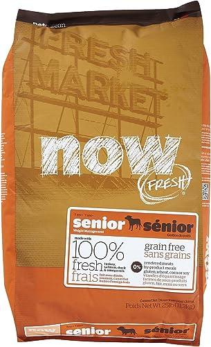 Now Fresh Grain Free Senior Dog Recipe