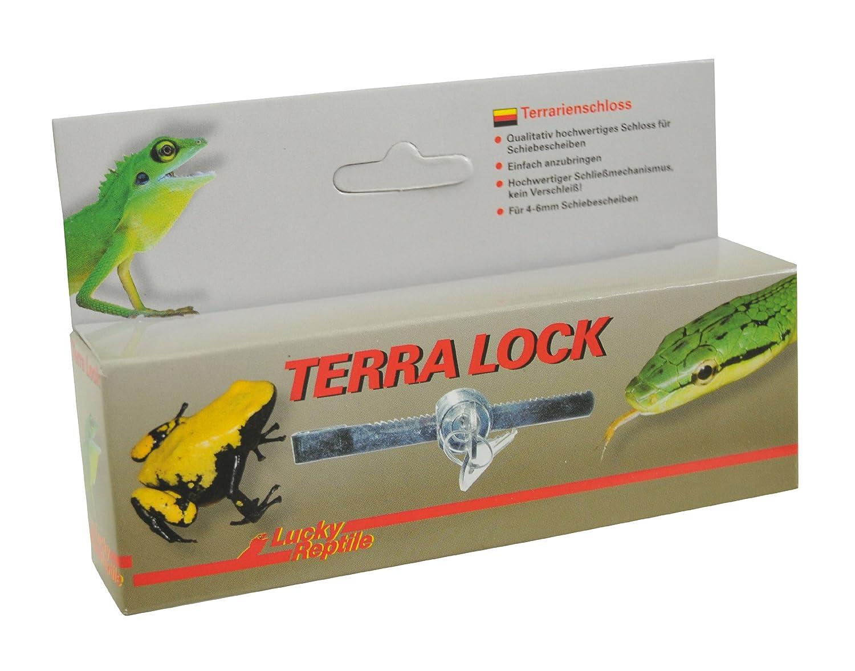 LUCKY REPTILE LTL-5 Terra Lock Serrure pour terrarium