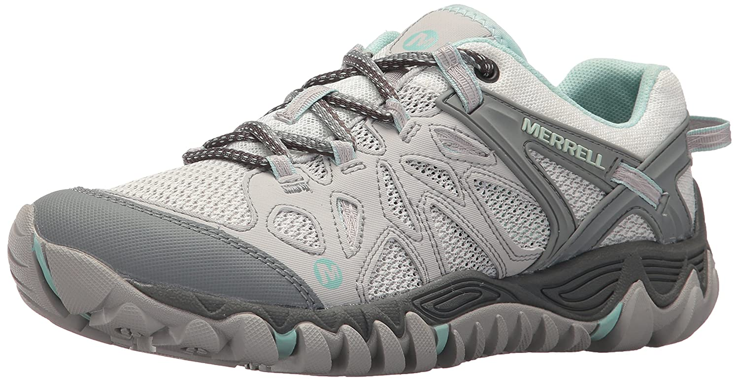 Merrell Women's All Out Blaze Aero Sport Hiking Water Shoe B071S8FYYT 6.5 B(M) US|Vapor